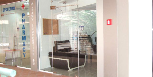 Fully equipped office/shop front in Balchik – Marina City (Ref: RF560)