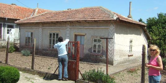 House in Balchik, Zmeevo (Ref: RF646)